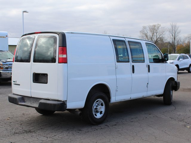 2010 Express 2500 4x2,  Empty Cargo Van #S3857A - photo 2