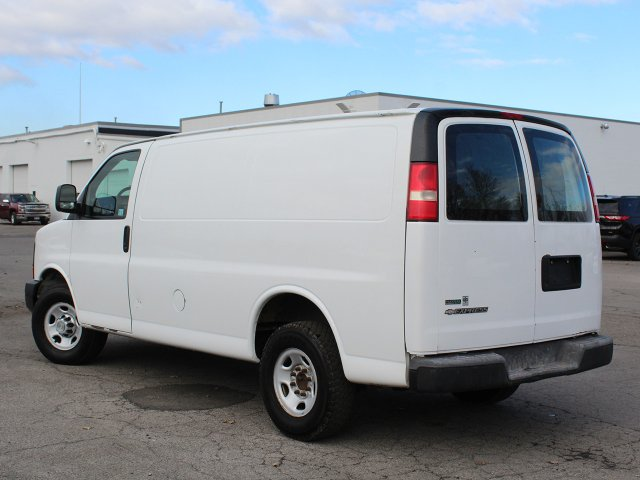 2010 Express 2500 4x2,  Empty Cargo Van #S3857A - photo 7
