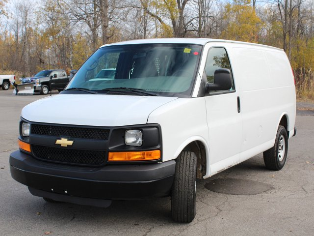 2010 Express 2500 4x2,  Empty Cargo Van #S3857A - photo 8