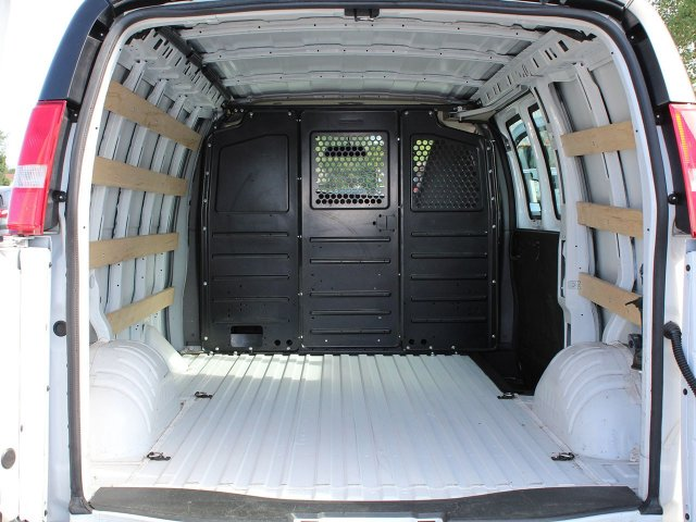 2018 Savana 2500 4x2,  Empty Cargo Van #S4126 - photo 1