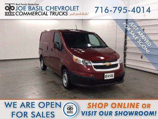 2017 Chevrolet City Express FWD, Empty Cargo Van #S4567 - photo 1
