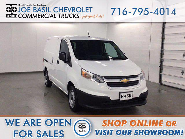 2017 Chevrolet City Express FWD, Empty Cargo Van #S4568 - photo 1