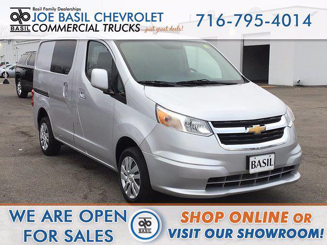 2017 Chevrolet City Express FWD, Empty Cargo Van #S4569 - photo 1