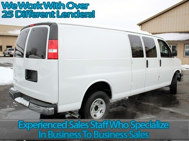 2016 Express 3500, Cargo Van #ZQ111 - photo 2