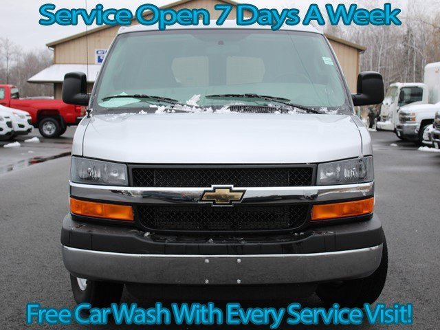 2016 Express 3500, Cargo Van #ZQ194 - photo 4