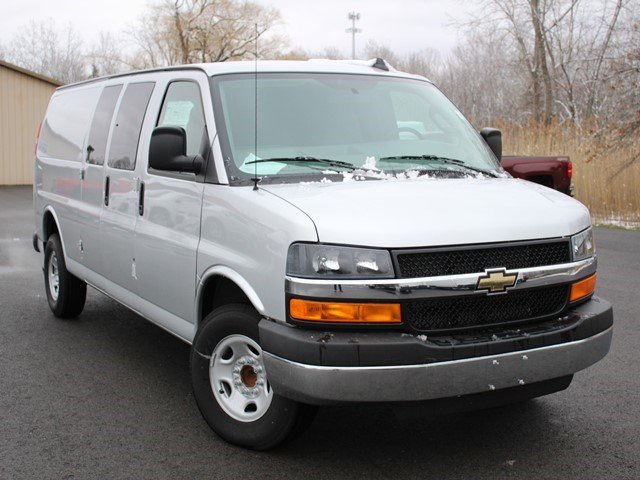 2016 Express 3500, Cargo Van #ZQ197 - photo 9