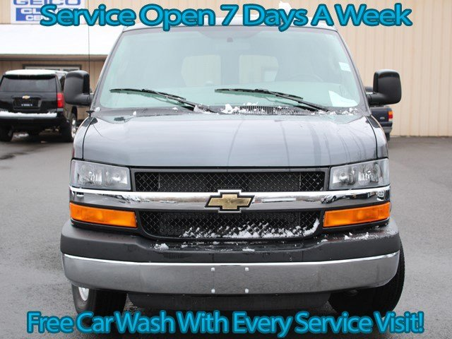 2016 Express 3500, Cargo Van #ZQ201 - photo 4