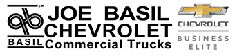 Joe Basil Chevrolet logo