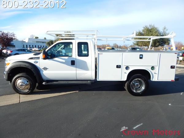 Ford service body trucks redding ca for Crown motors ford redding