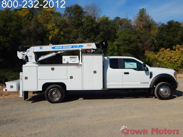 2017 F-550 Super Cab DRW 4x4, Scelzi Mechanics Body #17F1006 - photo 14