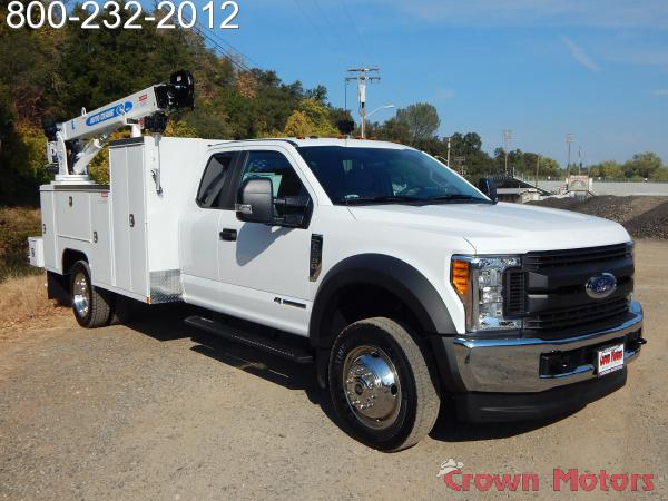 2017 F-550 Super Cab DRW 4x4, Scelzi Mechanics Body #17F1006 - photo 15