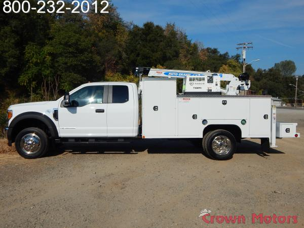 2017 F-550 Super Cab DRW 4x4, Scelzi Mechanics Body #17F1006 - photo 3