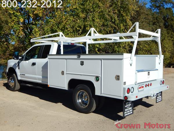 2017 F-350 Super Cab DRW 4x4, Scelzi Signature Service Service Body #17F1022 - photo 2