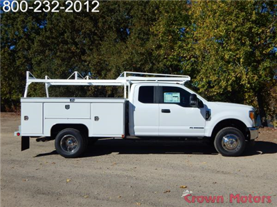 2017 F-350 Super Cab DRW 4x4, Scelzi Signature Service Service Body #17F1022 - photo 12