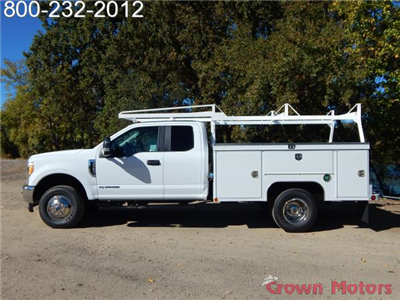 2017 F-350 Super Cab DRW 4x4, Scelzi Signature Service Service Body #17F1022 - photo 3