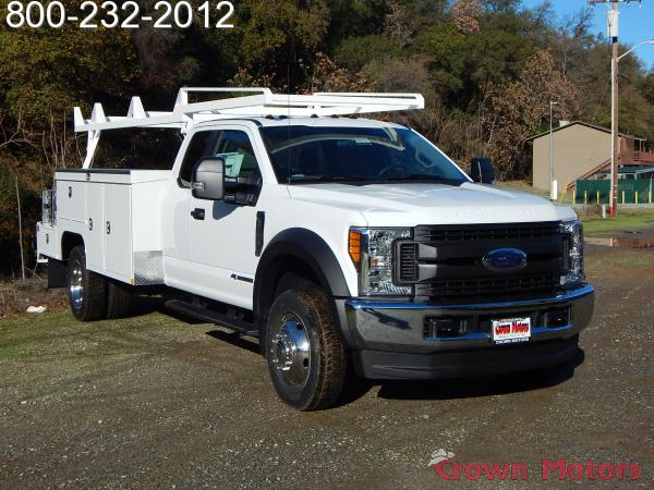 2017 F-550 Super Cab DRW 4x4, Scelzi Combo Bodies Combo Body #17F1023 - photo 14