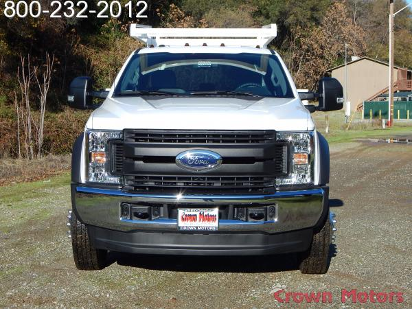 2017 F-550 Super Cab DRW 4x4, Scelzi Combo Bodies Combo Body #17F1023 - photo 15