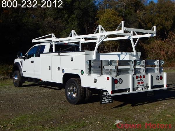 2017 F-550 Super Cab DRW 4x4, Scelzi Combo Bodies Combo Body #17F1023 - photo 2