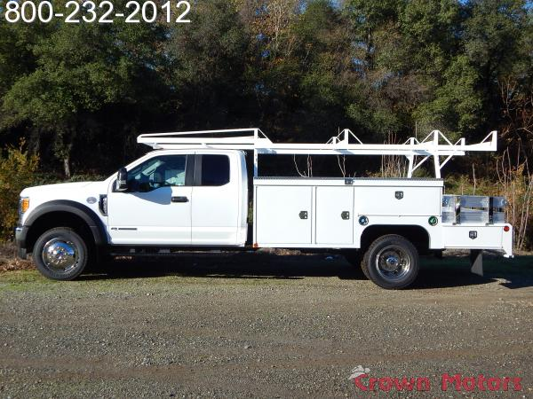 2017 F-550 Super Cab DRW 4x4, Scelzi Combo Bodies Combo Body #17F1023 - photo 3