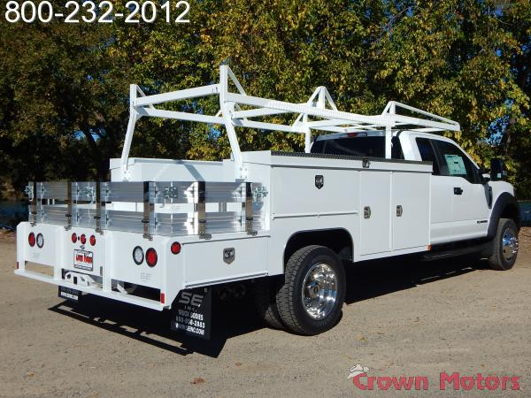 2017 F-550 Super Cab DRW 4x4, Scelzi Combo Bodies Combo Body #17F1032 - photo 11