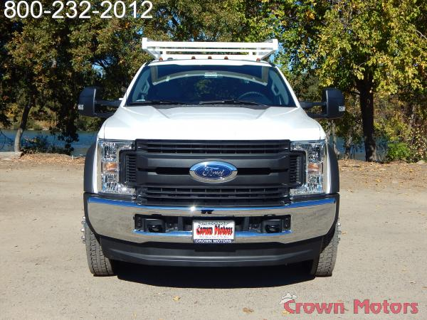 2017 F-550 Super Cab DRW 4x4, Scelzi Combo Bodies Combo Body #17F1032 - photo 14