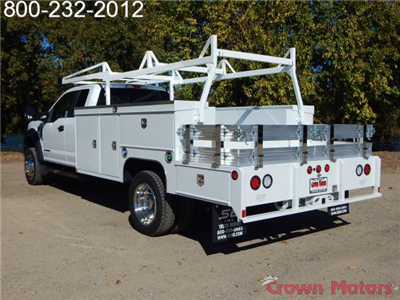 2017 F-550 Super Cab DRW 4x4, Scelzi Combo Bodies Combo Body #17F1032 - photo 2