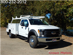 2017 F-550 Super Cab DRW 4x4, Scelzi Combo Bodies Combo Body #17F1032 - photo 13
