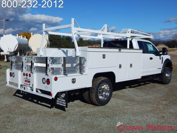 2017 F-550 Super Cab DRW 4x4, Scelzi Combo Bodies Combo Body #17F1068 - photo 12