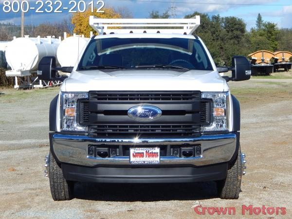 2017 F-550 Super Cab DRW 4x4, Scelzi Combo Bodies Combo Body #17F1068 - photo 15
