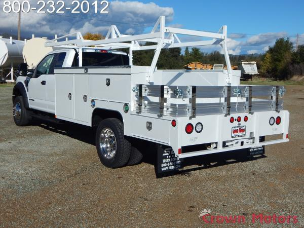 2017 F-550 Super Cab DRW 4x4, Scelzi Combo Bodies Combo Body #17F1068 - photo 2
