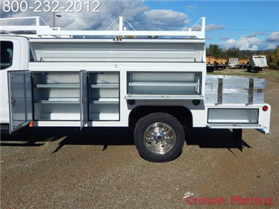 2017 F-550 Super Cab DRW 4x4, Scelzi Combo Bodies Combo Body #17F1068 - photo 3
