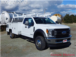 2017 F-550 Super Cab DRW 4x4, Scelzi Combo Bodies Combo Body #17F1068 - photo 14