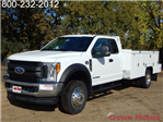 2017 F-550 Super Cab DRW 4x4, Scelzi Mechanics Body #17F1069 - photo 1