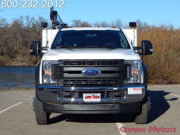 2017 F-550 Super Cab DRW 4x4, Scelzi Mechanics Body #17F1127 - photo 16