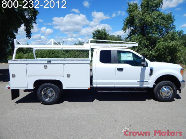 2017 F-350 Super Cab DRW 4x4, Scelzi Service Body #17F603 - photo 12