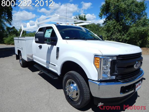 2017 F-350 Super Cab DRW 4x4, Scelzi Service Body #17F603 - photo 13