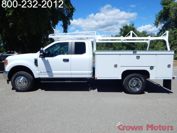 2017 F-350 Super Cab DRW 4x4, Scelzi Service Body #17F603 - photo 3