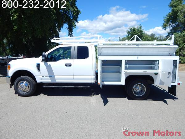 2017 F-350 Super Cab DRW 4x4, Scelzi Service Body #17F603 - photo 4