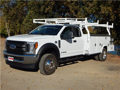 2017 F-550 Super Cab DRW 4x4, Royal Combo Service Bodies Combo Body #17F711 - photo 1