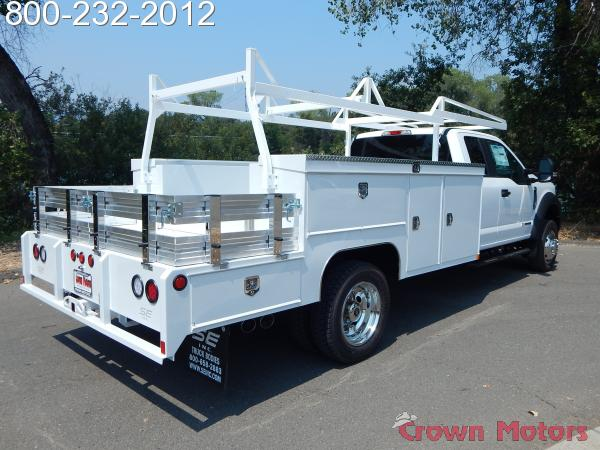 2017 F-550 Super Cab DRW 4x4, Scelzi Combo Body #17F866 - photo 12