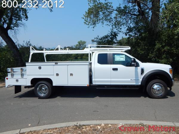2017 F-550 Super Cab DRW 4x4, Scelzi Combo Body #17F866 - photo 13
