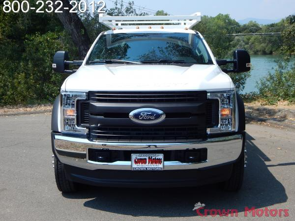 2017 F-550 Super Cab DRW 4x4, Scelzi Combo Body #17F866 - photo 14