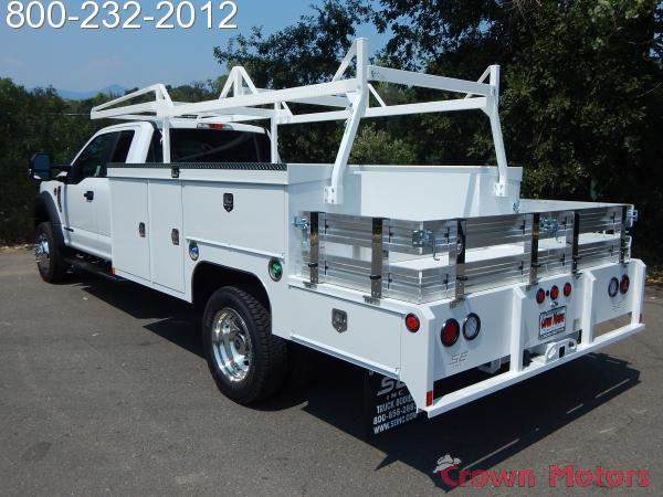 2017 F-550 Super Cab DRW 4x4, Scelzi Combo Body #17F866 - photo 2