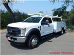 2017 F-550 Super Cab DRW 4x4, Scelzi Combo Body #17F866 - photo 1