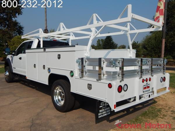 2017 F-550 Super Cab DRW 4x4, Scelzi Combo Body #17F885 - photo 2