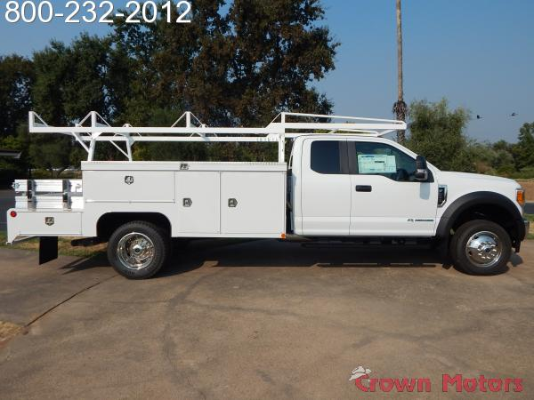 2017 F-550 Super Cab DRW 4x4, Scelzi Combo Body #17F885 - photo 13