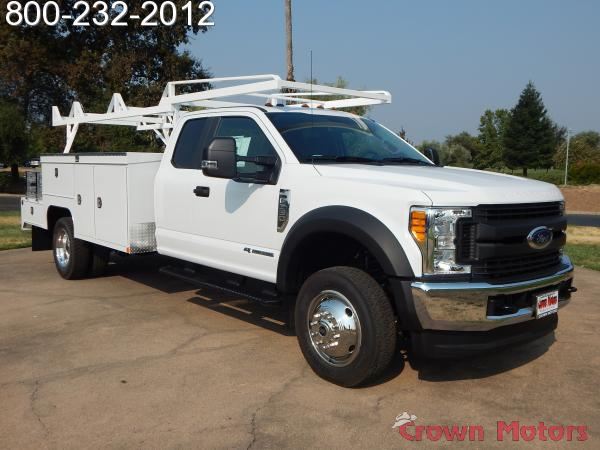 2017 F-550 Super Cab DRW 4x4, Scelzi Combo Body #17F885 - photo 14