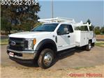 2017 F-550 Super Cab DRW 4x4, Scelzi Combo Body #17F885 - photo 1