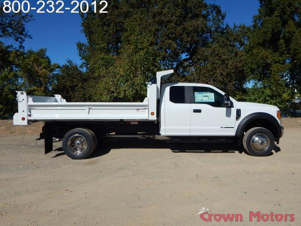 2017 F-550 Super Cab DRW 4x4, Scelzi Dump Body #17F966 - photo 13