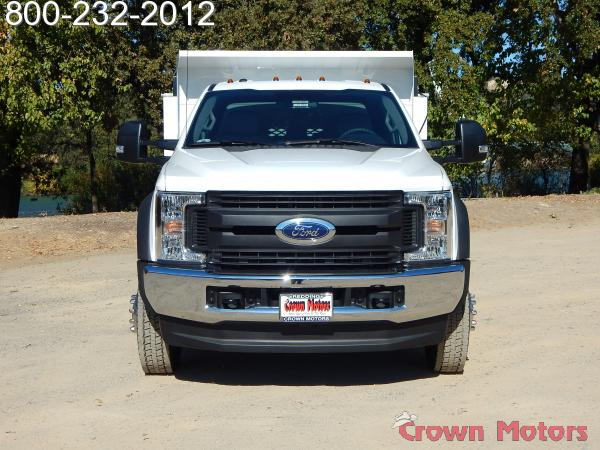 2017 F-550 Super Cab DRW 4x4, Scelzi Dump Body #17F966 - photo 15